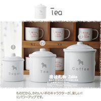 Wholesale Mail Tank - Wholesale-Zakka reminisced santa horse storage tank coffee cans sauce pot glass cup 3 pcs set free air mail