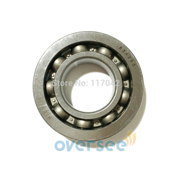 Chinese Oversee high quality 93306-206U5-00 Ball BEARING suits For Yamaha Outboard Spare Engine Model Parts Model