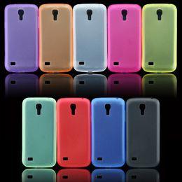 Wholesale S2 Case Transparent Back - Ultrathin Candy Color Case 0.5mm 0.3m PC PP matte Back cover for iphone5C 5C 5G 5 5S 4 4S Galaxy S5 I9600 S2 S3 i9300 S4 i9500 mini FEDEX