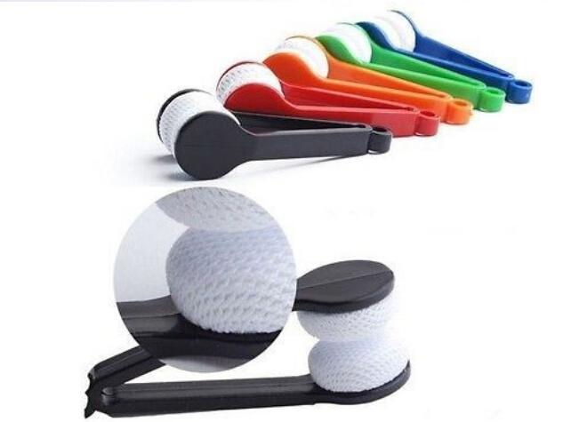 Nuovo arrivo Mini occhiali da sole Occhiali Microfiber Brush Cleaner Home Office Easy