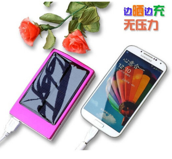 30000 mah Solar Charger and Battery 30000mAh Solar Panel Dual Charging Ports portable power bank for All Cell Phone table PC MP3 1pcs