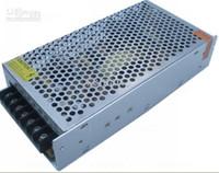 высококачественный блок питания 12 в оптовых-85v-265V трансформаторы освещения высокое качество 12 В 10A 120 Вт Безопасный драйвер для светодиодного освещения полосы 3528 5050 питания