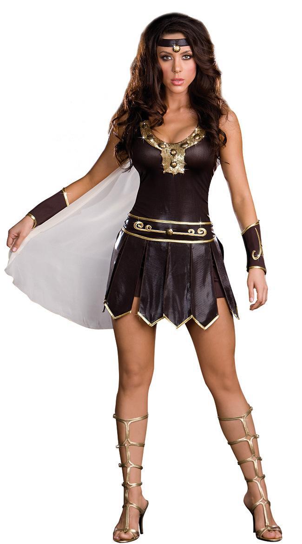 See larger image  sc 1 st  DHgate.com & 2018 2014 Halloween Costume In Ancient Greek Mythology Greek Ares ...
