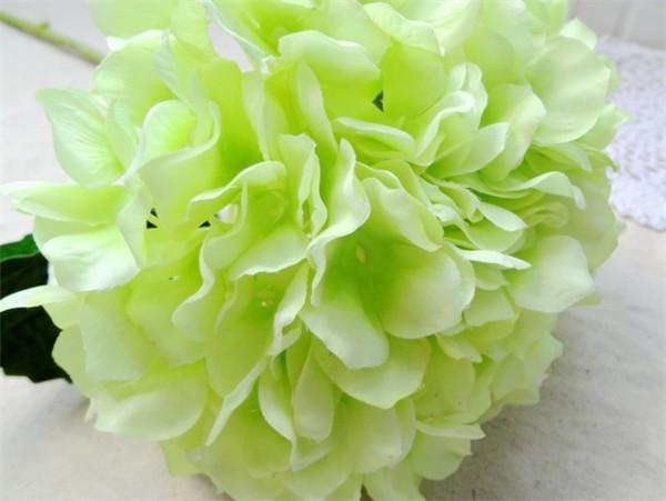 Hortênsia artificial Flor 80 cm / 31.5