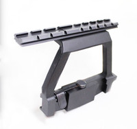 Wholesale accessories for rifles resale online - Tactical Army Force AK Side Chains On The Mountain Base Rifle Accessories For AK U Black
