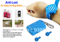 Wholesale Anti Steal - Bag Anti-lost Theft Baby Tracker Child Monitor Anti Lost Pet Reminder Alarm Security Gift Prevent Stolen Child Baggage