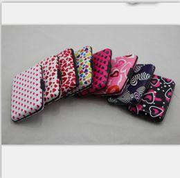 Wholesale Dress Mix Order - NEW Many Designs Hot Fashion Alumimium Card Wallets Credit Card Holders Wallets Cases Bank Card Holders Aluminum Box Mixed Order