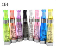Wholesale Ce4 Low Priced Electronic Cigarettes - Super hot EGO CE4 Clearomizer 1.6ml ce4 Atomiser Cartomizer Tank for Electronic Cigarette E-Cigarette E-Cig EGO-T Low Price Shenzhen Factory