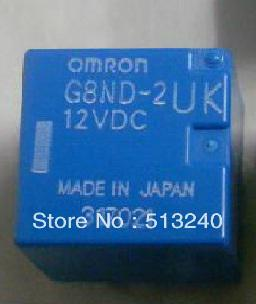 2019 Qty 10 Omron G8nd 2uk 12vdc Relay From Bigspace 130