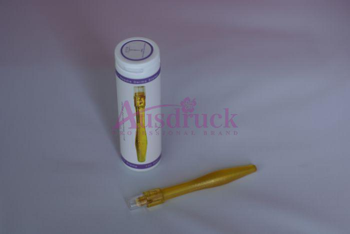 all size mixed professional Titanium Needle Derma Stamp 35 Micro Needle Roller System 35 needles derma stamp