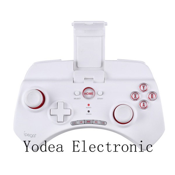 Free shipping Wireless Bluetooth iPega 9025 phone Game Controller Joystick Gamepad For iPhone HTC Samsung Tablet Support Android/IOS