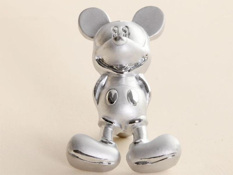 online cheap fashion silver cartoon mickey mouse pulls furniture kids drawer knobs and handles for kitchen cabinet dresser by dhgatecom