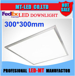 Wholesale 18x3w Led - 2015 HOT led panel light 18X3W replace 50W CE RoHS High quality epistar led 18W 30*30cm ceiling light AC85-265V 300*300mm 3 years warranty