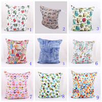 Wholesale waterproof baby cloth diapers for sale - Group buy Newborn baby Waterproof Zippered Wet Dry Diaper Bag Baby travelling nappy stacker Wet and Dry Cloth kids Diaper Bags Wet Swimsuit Bag