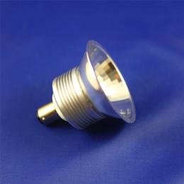Wholesale 12v Ba15d Led - 2pcs Free shipping 7W COB AR70 BA15d Ar70 LED 7w non-dimmable AC85-260V DC12V 7W LED spot light cold white warm white AR70 bulb lamps