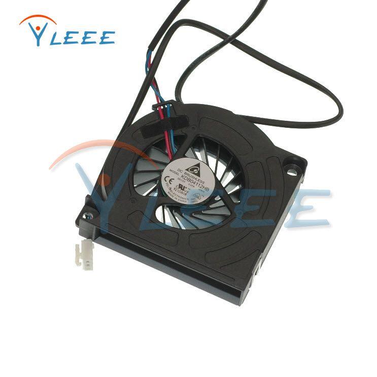 Orijinal Delta KDB04112HB 12 V 0.07A 6 CM Dilsiz soğutma fanı