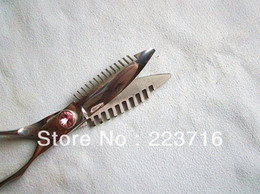 Right Hair Canada - Free shipping- - Cutting Scissors Hair Scissors Barber Scissors hairdressing scissors 5.75 INCH NEW style