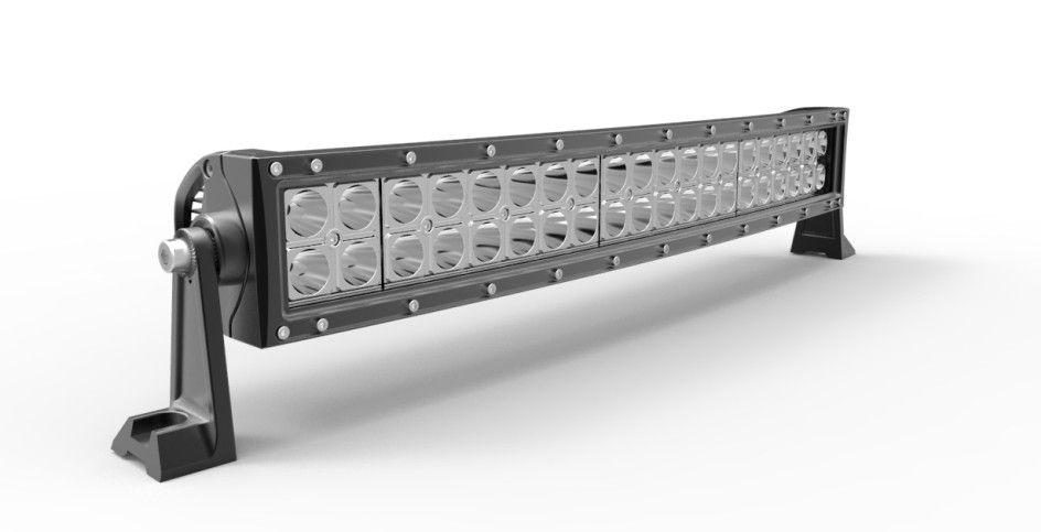 20'' inch Curved Off Road LED Light Bar CREE 120W BAR ATV Car SUV 4X4 Offroad LED Light Bar Curved 12V 24V 120 Watt