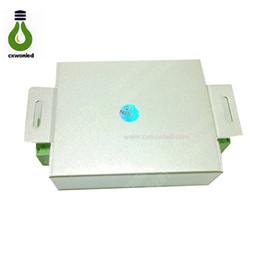 Entrada del controlador online-Amplificador de señal de entrada de 12V / 24V 12A del controlador de amplificador Led RGB 144W para 3528/5050 RGB Caja de aluminio Led Strip CXWA1000