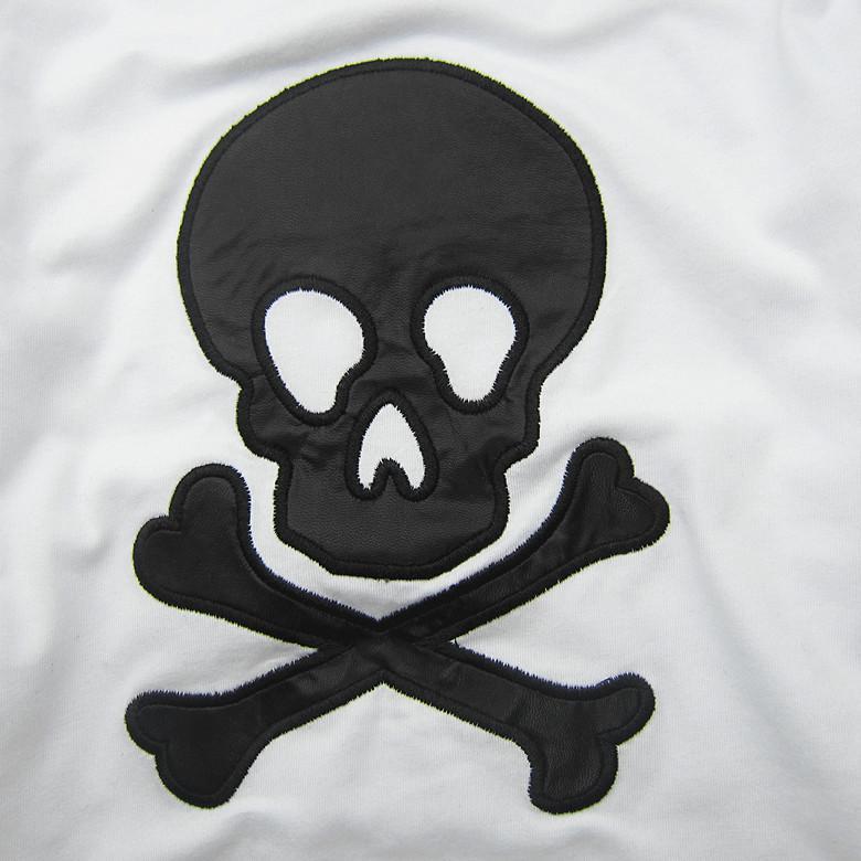 Boys tees shirts tops skull tshirts cotton jersey baby boys t-shirts outfits B016