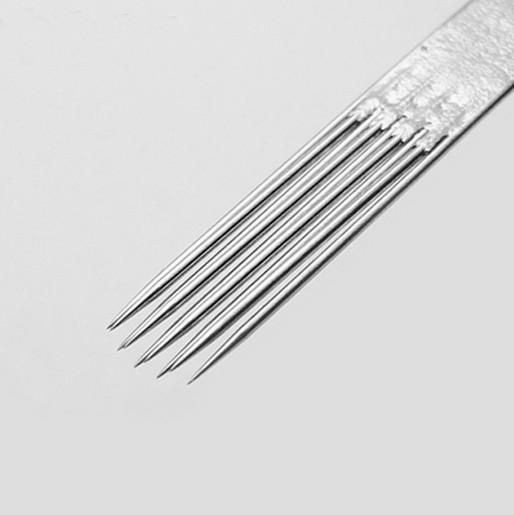 RL RS M1 Einweg Sterile Tattoo Nadeln UWählen Mischgrößen Versorgung tätowieren Wegwerf Gewehr-Maschinen-Tinten-Nadel USA Versand DHL