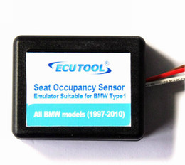 Wholesale Emulator Sensors - for BMW Seat Occupancy Sensor Emulator tool Occupation Sensor SRS Emulator  Support for all BMW 1997-2010 series