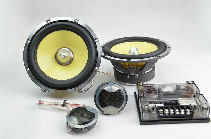 2019 High End Original F O C A L 165krx2 6 5 Car Audio Speaker Set