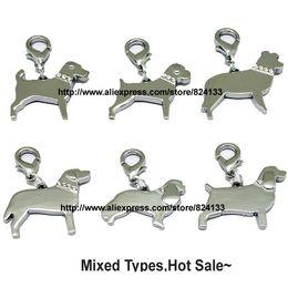 Wholesale Cheap Pet Id Tags - Wholesale-New arrivals 200pcs lot cheap wholesale dog pendant ,zinc alloy pet id tag,dog tags,,free shipping