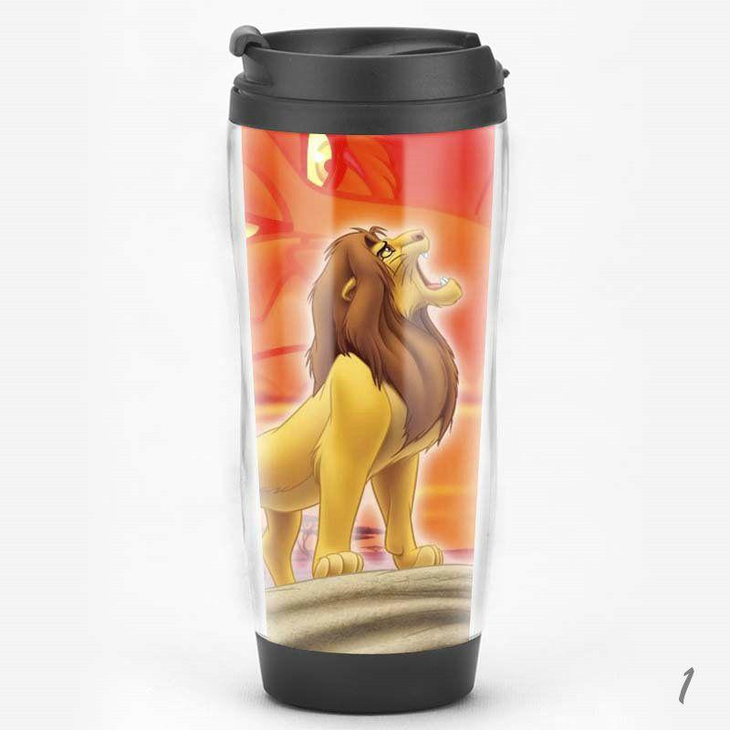 wholesale the lion king travel mug moira kelly movie coffee cup starbucks tumbler high quality made in japan custom coffee travel mugs custom design - Coffee Travel Mugs