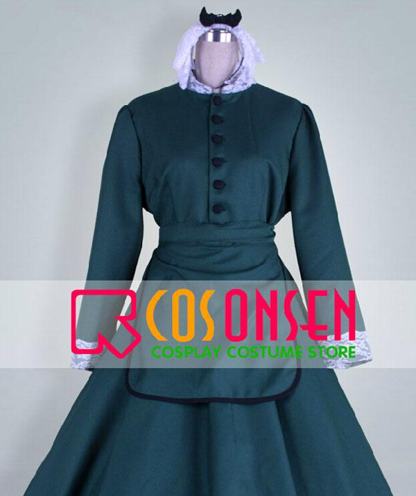 new arrival haunted mansion halloween costume cosplay costume custom made