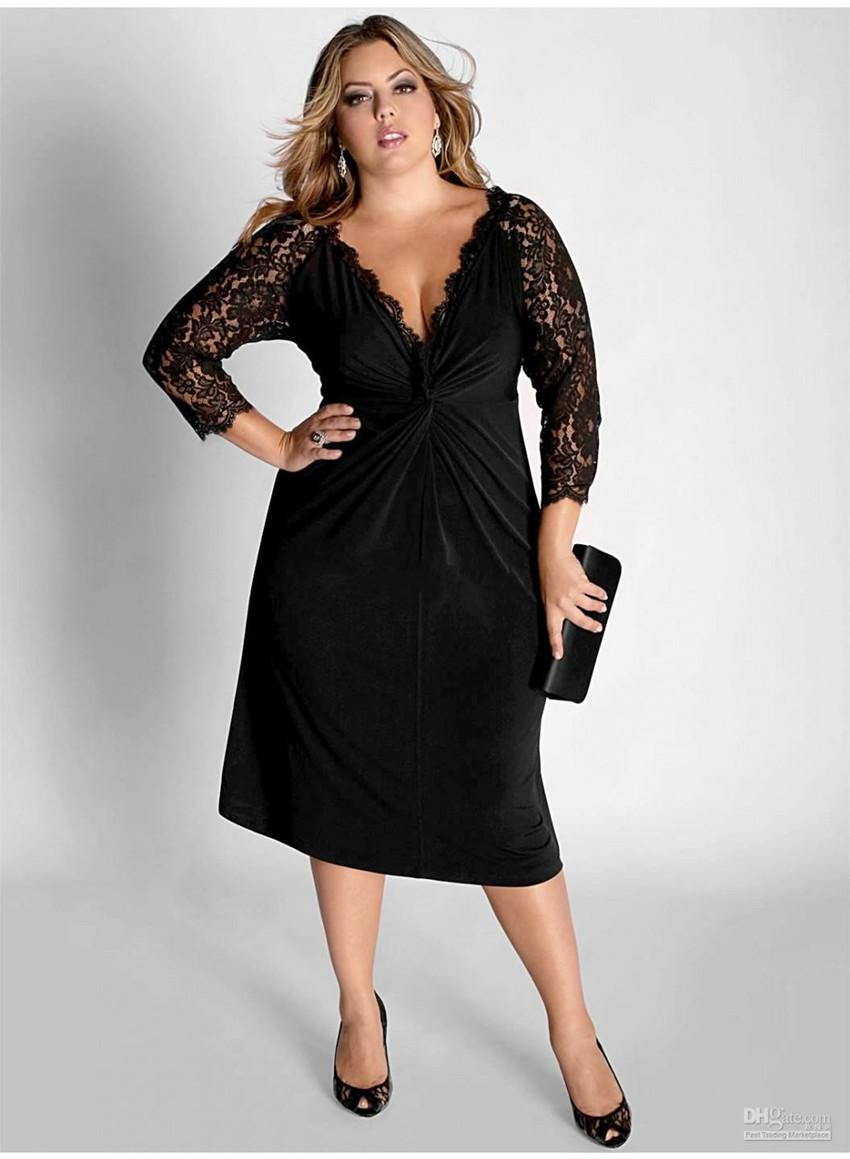 T length evening dresses long sleeve