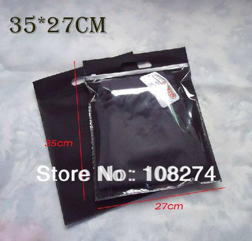 2018 hot sell non woven fabric zipper clothes bag for Bags for t shirt packaging