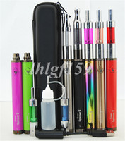 Wholesale Ego Vapes - New vapen starter kits Vision Spinner ii 2 1650 mAh Vaporizer EGO C Twist Variable Voltage Vapes + Mini Protank 3 E Liquid Oil Vape Pen Kit