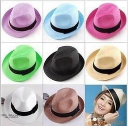 $enCountryForm.capitalKeyWord Canada - wholesale-- Ms and men jazz cap lovers beach hat sunscreen sun hat