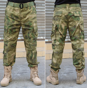 Wholesale Tactical casual swat BDU Combat Uniform Pants for Airsoft Paintball Soldier Trainer Survival Hunting Fishing Camouflage Trouser