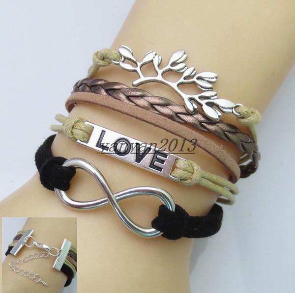 Online Cheap 2014 New Style Womens Mens Friendship Bracelets Jewelry
