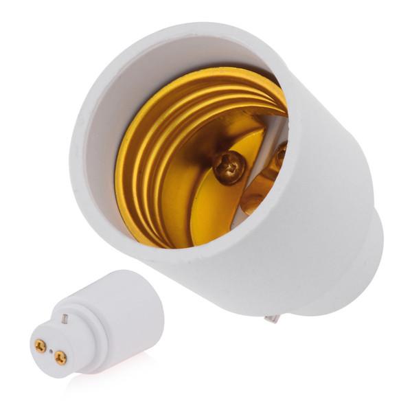 B22 a E27 Convertidor Adaptador Bombilla de Luz