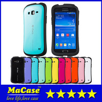 Wholesale Cover Iface Galaxy S3 - New Hot iFace For iphone6 4.7'' Mall Candy Color Dirtproof Hard Cover PC TPU Case for 4S 5S galaxy S3 S4 S5 note3 grand2 With Retail Package
