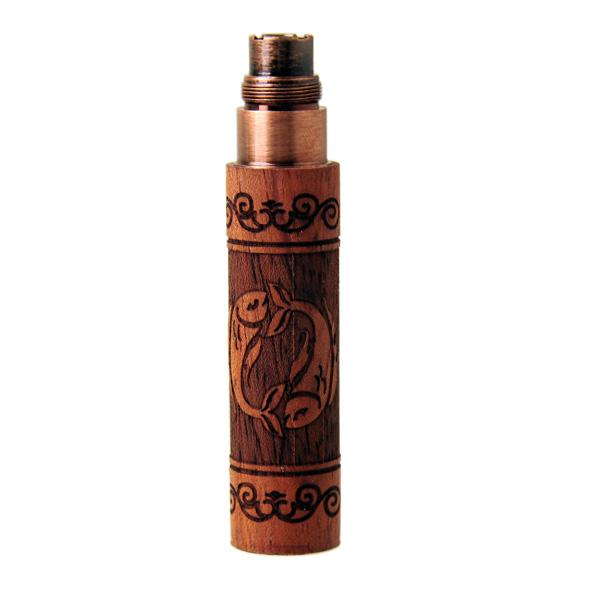 Mini wooden e cigarette kit mini fire 1 wooden kit Electronic Battery Atomizer mini wooden battery 650mah 900mah VS Protank kit 0211073