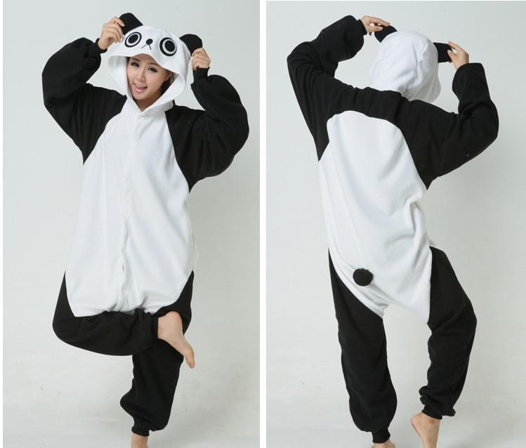 kung fu panda kigurumi pajamas animal suits cosplay outfit halloween costume adult garment cartoon jumpsuits unisex animal sleepwear costplay costume anime - Kung Fu Panda Halloween