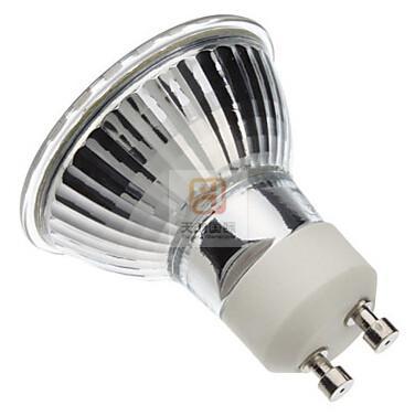 샘플 GU10 60-3528SMD LED가 110V - 240V 스포트 라이트 가벼운 Downlight Led 전구를 따뜻하게 / 차가운 흰색 주도