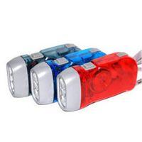 Wholesale flashlight bulbs for sale - Fashion Outdoor Camping No Battery No Bulb Hand Press Flash Light LED Dynamo Flashlight Torch