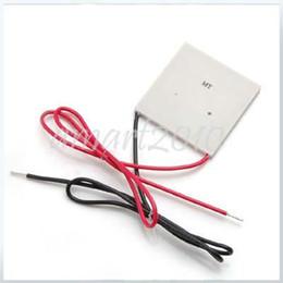 Expédition sécurisée, 2 pièces / lot TEC1-12706 Plaque de Peltier pour refroidisseur thermoélectrique TEC 12V Nouveau ? partir de fabricateur