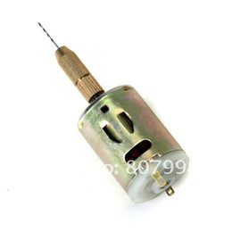 pcb drilling drill bits NZ - Safe shipping, 5 pcs   lot,12V Mini PCB Drill Press Drilling Bit with 0.8mm Drill
