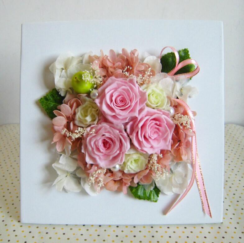 2018 High End Living Flower Wall Decoration / Fresh Flowers / Box ...