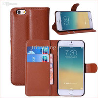For iPhone 6 4. 7 Inch Style Wallet Soft PU Leather Case Luxu...