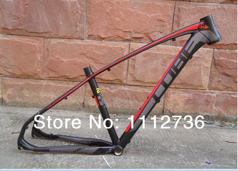 2014 Cube Mountain Bike Aluminum Alloy Frame Of Design Bicycle Parts ...