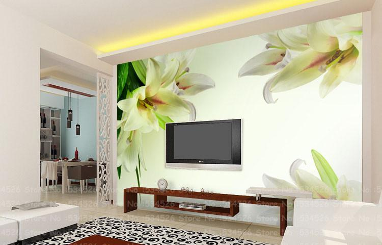 Luxury Photo Wallpaper Murals Tv Sofa Background Decorative 3d Wall Panels Fresco Paper Personalized Home Decor 2018 From Bruceyin 2865