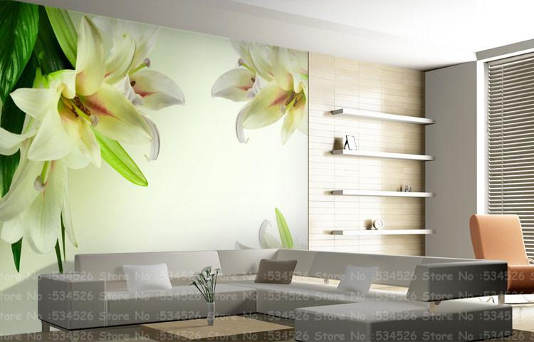 Luxury Photo Wallpaper Murals Tv Sofa Background Decorative 3d Wall ...