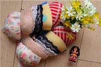 Wholesale 34a Padded Bra - Underwear Lace Bra Sets Women's Push Up Sexy Lady Female Fashion Floral Spring New Rose Pink Doc Cheapest Wholesale Free Shipping Hot ZB1